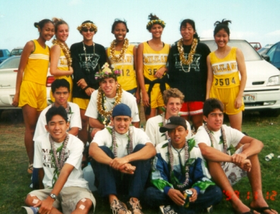 1999 MHS Cross Country