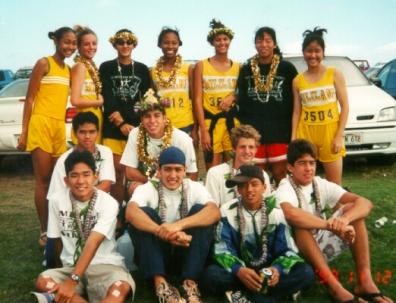 1999 MHS Cross Country Team